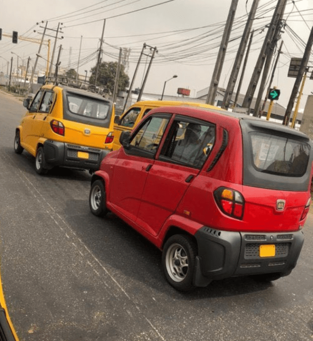 Unbelieavable!! See The Small Cars Lagos State Government Used To Replace Keke Napep (Photos)