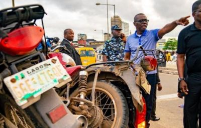 """""""What We Will Do To Ease Movement After Okada Ban"""" – Lagos State Government Reveals"""