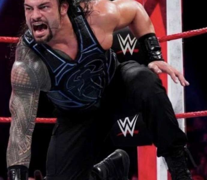 WWE News: Roman Reigns' Name Has Been Banned From Being Used On TV