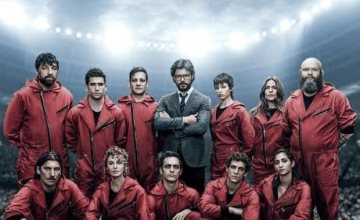 COMPLETE SEASON: Money Heist Season 2 (Episode 1 – 9)