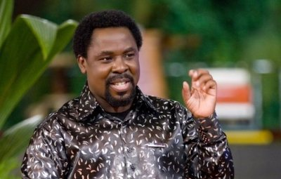 Prophet T.B Joshua Reveals Real Cause Of Coronavirus And How It Will End