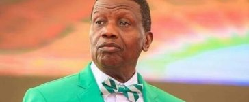 FG Grounds Pastor Adeboye's Helicopter Over Expired Papers, Spare Parts