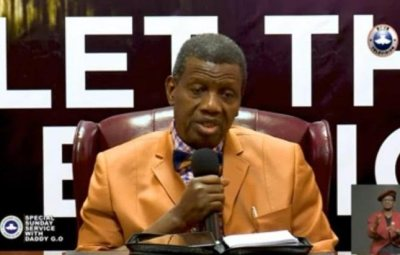 Pastor Adeboye Reveals That He, His Wife And Grandkids Will Not Attend Church For Now