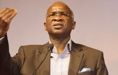 """""""Many Countries Begged Nigeria For Food During Lockdown"""" – Fashola"""