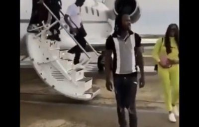 BREAKING: FG Sanctions Airline Company For Flying Naira Marley