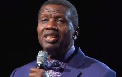 Lockdown: There Will Be A Lot Of Babies – Pastor Adeboye Says, Speaks On COVID-19 Deaths