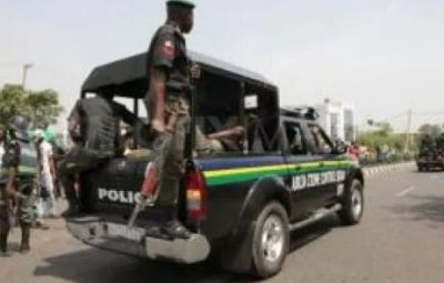 Police Arrest Delta Pastor For Gun-running, Recover Six Rifles From Church