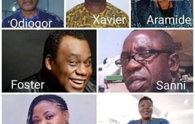 These Are The Seven Nigerian Journalists That Died Within 7 Days