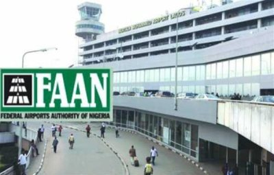 GHEN GHEN!! DSS Official Slaps Airport Security In Abuja Who Tried To Search Passenger