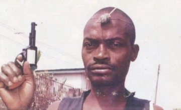 The Story Of Shina Rambo – The Most Notorious Armed Robber In Nigerian History