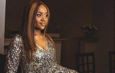 Davido's Fiance, Chioma Returns To Twitter After A Long Break, See The First Thing She Said
