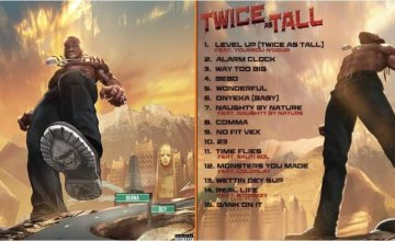 Inspiration Behind Burna Boy's 'Twice as Tall' Album Revealed