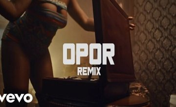 VIDEO: Rexxie ft. Zlatan, LadiPoe – Opor (Remix)
