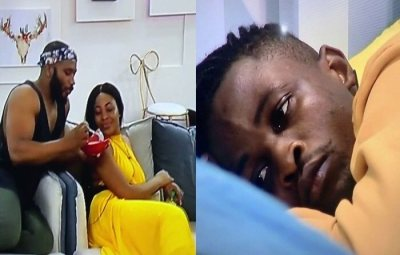 """BBNaija: """"If You End Up Dating Laycon I Will Still Be Here For You"""" – Kiddwaya Tells Erica"""
