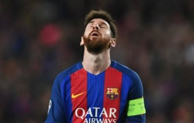 Lionel Messi Refuses To Attend Barcelona Training After Confirming Stay