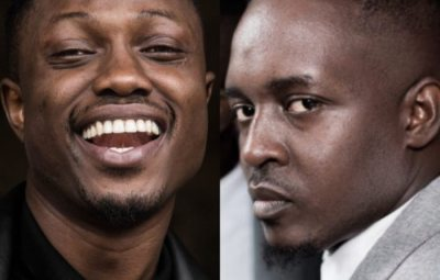 Rivals MI Abaga and Vector to Feature in Same Show