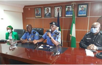 BREAKING: No Protests Against Nigeria – Lagos Police Ban October 1st Rallies