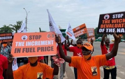 #Revolutionnow Organizers Call For Nationwide Protest On October 1