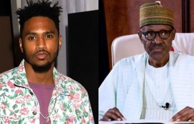"""""""The People Saying You Are Full Of Shit"""" – American Singer Trey Songz Slams Buhari Over #ENDSARS"""