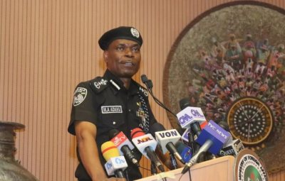 Breaking News: Inspector General Of Police Finally Bans SARS (Read Details)
