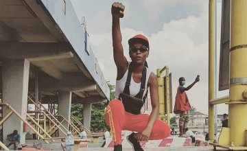 #EndSARS: DJ Switch Shares The Full Story Of What Happened During The Lekki Tollgate Shooting (Video)