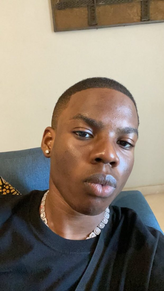 #ENDSARS : Dreads Don't Mean I'm A Criminal – Rema Writes As He Cuts His Trademark Hairstyle