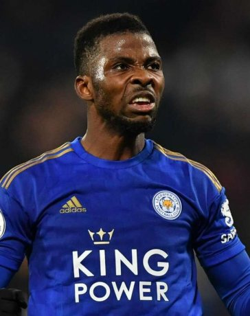 Iheanacho Nominated for Europa League Player of the Week