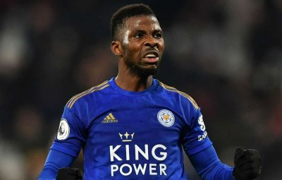 Iheanacho Nominated for Europa League Player of the Week after Stellar Showing