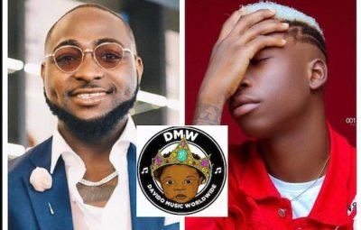 BREAKING NEWS!!! Davido Terminates Lil Frosh Contracts With DMW Over Domestic Violence Case (See This)
