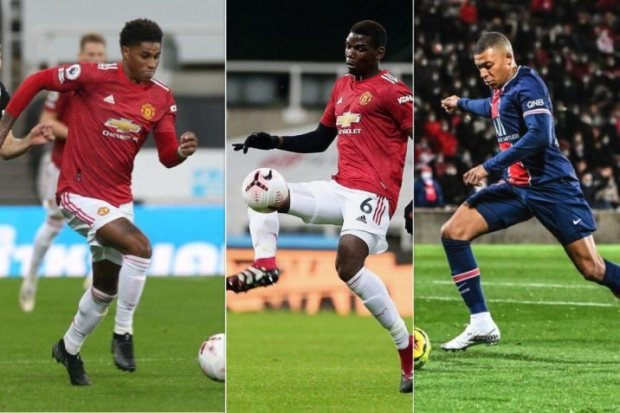 UCL: What Pogba Told Me About Rashford – Mbappe