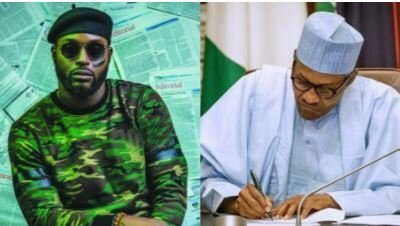If Buhari Doesn't Address Us By 8pm Today Then Its Safe To Say We Don't Have A President – DJ Neptune