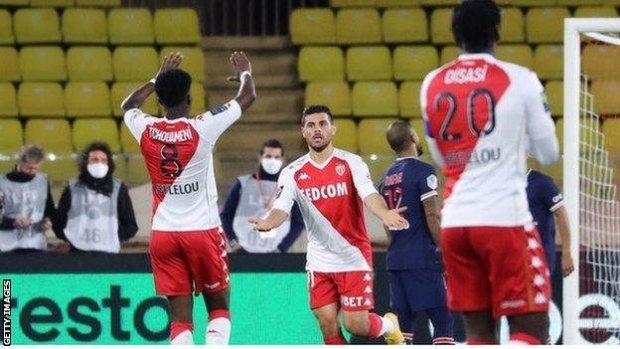 Monaco came from two goals.(Read More)