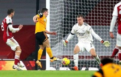 Wolves secured their first win at Arsenal since.(Read More)