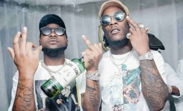 "Davido Finally Replies Burna Boy For Calling His ""A Better Time"" Album A 'Floppy Disk' (Watch Video)"