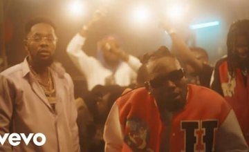 VIDEO: Qdot ft. Patoranking – Magbe
