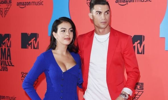 ROMANTIC! See How Cristiano Ronaldo Celebrated his Girlfriend Ahead of Valentine's Day