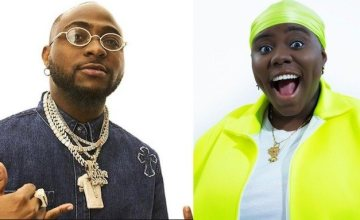 Teni Hints On A New Collaboration With Davido, Shared A Video From Their Shoot (Video)