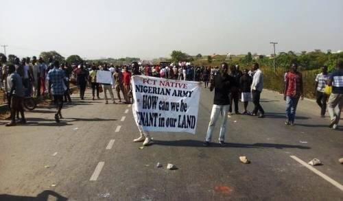 Don't Push Us To Violence, FCT Communities Warn Nigerian Army Over Land Tussle