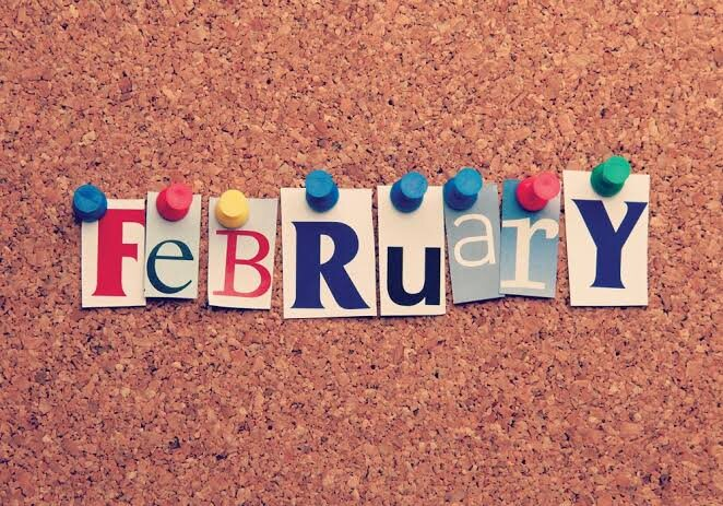 HAPPY NEW MONTH GUYS!!! Speak It Into Existence. What Do You Want In February?