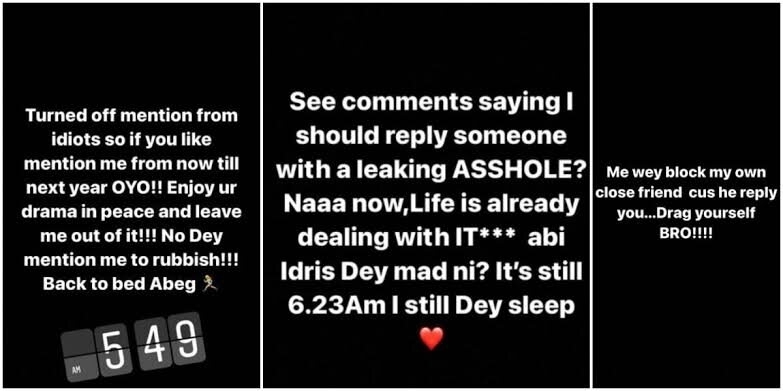 TATTOO DRAMA! Bobrisky and Nollywood Actress Nkechi Blessing Fight Ugly