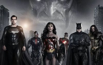 FULL MOVIE: Zack Snyder's Justice League (2021)