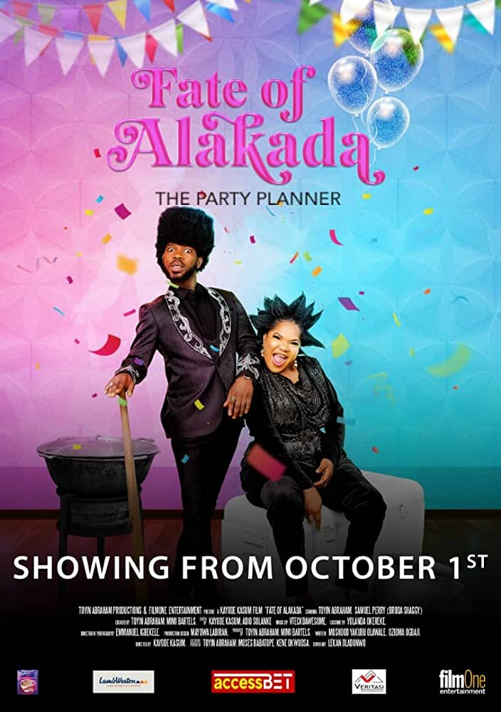 FULL MOVIE: Fate Of Alakada (2020)