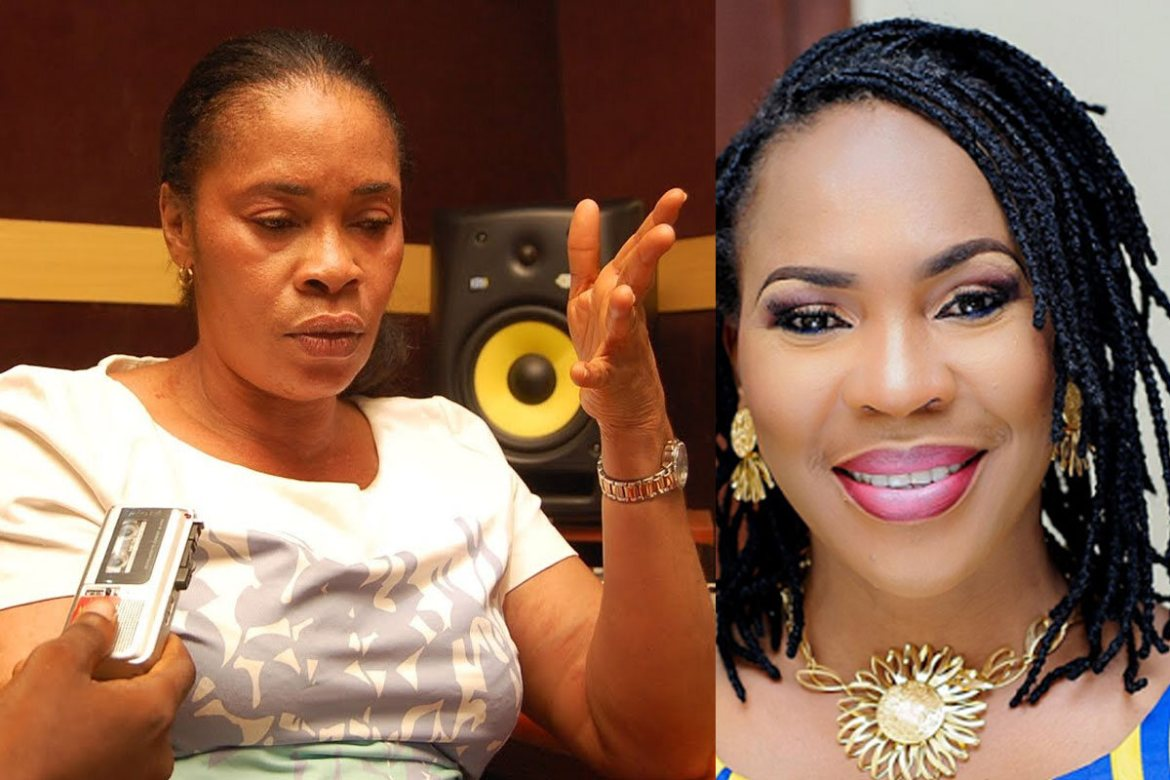 Actress Remi Surutu Threatened to Break a Bottle on Faithia Balogun's Head in Messy Fight at Lagos Party