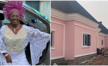 DOUBLE DOUBLE! Take A Look At The Two Houses Given To Iya Rainbow