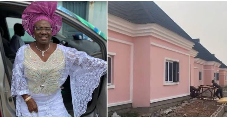 DOUBLE DOUBLE! Veteran Actress Iya Rainbow Gifted Two Houses, Shares Video