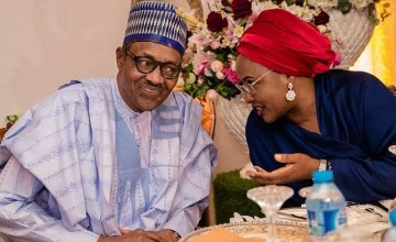 My Wife Has Sleepless Nights Trying To Improve The Lives Of Nigerians — Buhari