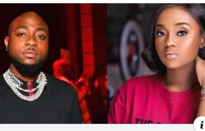 Chioma Deletes All Photos With Davido On Instagram
