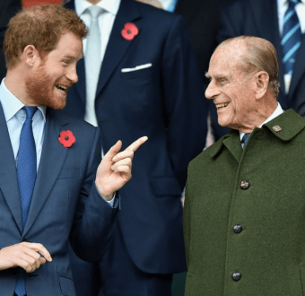 Prince Harry Finally Arrives UK Without Meghan Ahead Of Grandfather's Burial