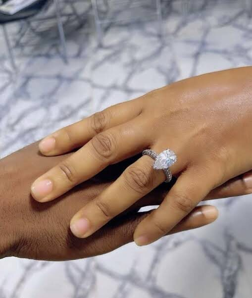 BREAKING: Mercy Aigbe Announces Engagement With Diamond-Studded Ring