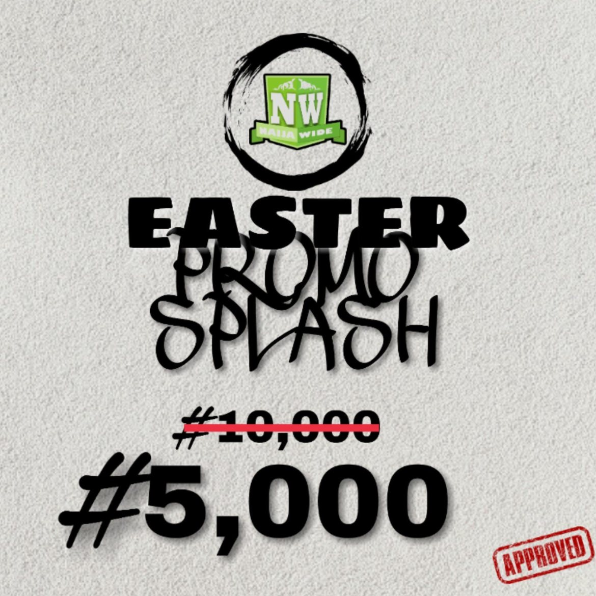 HOT!!! NaijaWide Easter Promo Splash – Promote Your Song Now